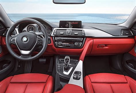 Bmw Series 4 Interior by 2014 Bmw 4 Series Coupe Interior Dashboard Egmcartech
