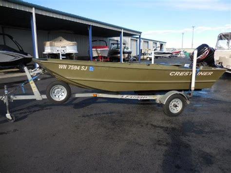 used crestliner jon boats for sale crestliner 1448 jon boats for sale boats