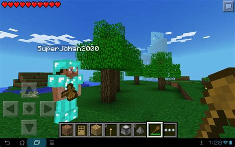 minecraft pocket apk minecraft pocket edition v1 1 3 1 hile apk
