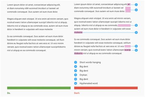 ui pattern documentation four design lessons from material design documentation