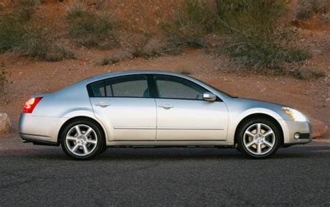 all car manuals free 2005 nissan maxima engine control used 2005 nissan maxima pricing for sale edmunds