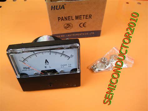Appa Ac Dc Cl Meter A3dr 10a analogo erimetro panel corriente meter ac 0 10a