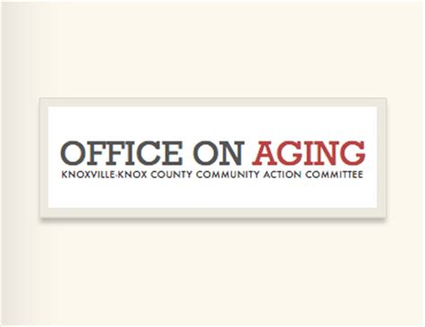 Office On Aging by Office On Aging 171 Knoxville County Community