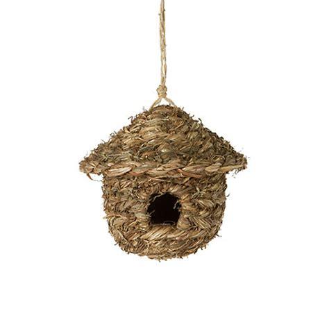 woven grass bird nest terrain