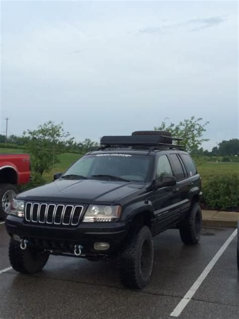 Jeep Grand Lift 4in Arm Suspension Lift Kit For 99 04 Jeep Wj Grand