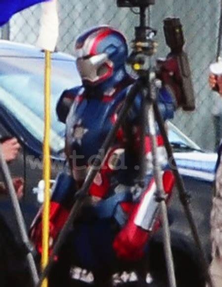 Ironman Patriot Tideway iron 3 ben kinsgley sera le mandarin images du tournage avec iron patriot critique