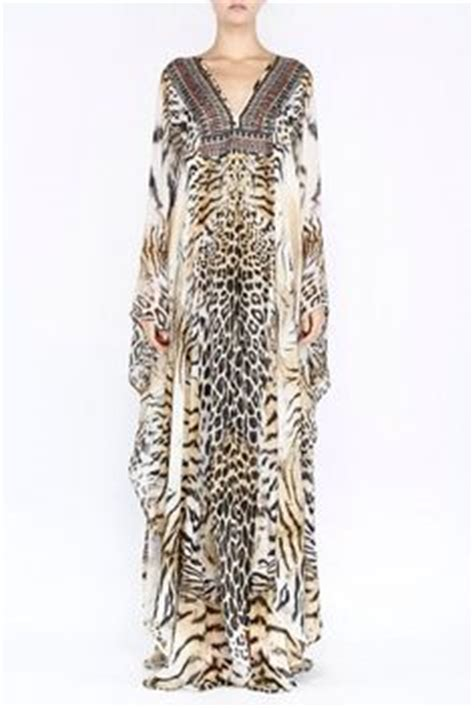 Abaya Sandi Dress as new camilla franks silk neck utopia swarovski