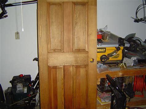 pre stained interior doors wood door restoration