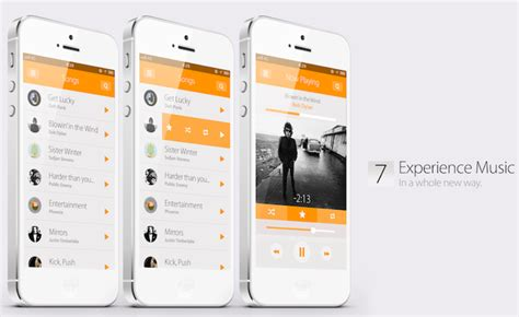 application design concepts apple should adopt this stunning ios 7 concept video