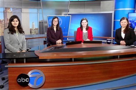 Abc News Desk by Mentorship Program Encourages Future Business