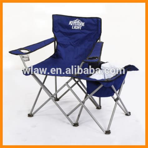 recliner with cooler in armrest foldable armrest fishing chair with side cooler box buy