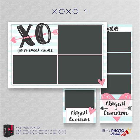 xoxo 1 for darkroom booth photo booth talk