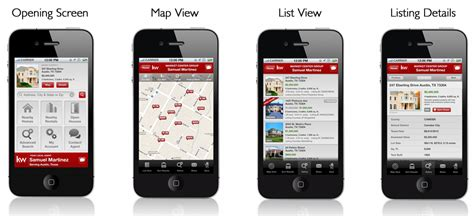 real estate app get our mobile app