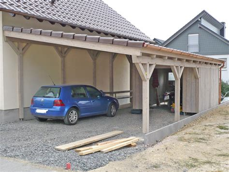Carport Pultdach by Home Carports Carports Und 220 Berdachungen Aus Holz Und Metall