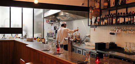restaurant cuisine ouverte restaurant kuccini les tapas 224 l italienne my