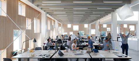 arts campus  umea university  henning larsen architects