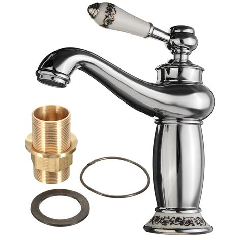 Brass Finish Bathroom Faucets by Bathroom Faucet Brass Basin Sink Faucet