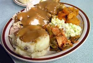 thanksgiving dinner ham ham and turkey dinner for pinterest
