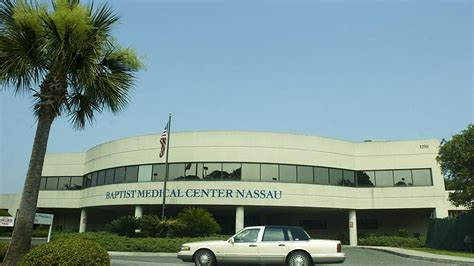 Nassau County Hospital Detox by Baptist Nassau Opens New 2 600 Square Foot Cardiac Center