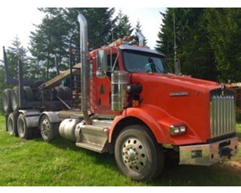 kenworth trucks for sale in washington state 2015 kenworth t800 logging truck logging truck for sale