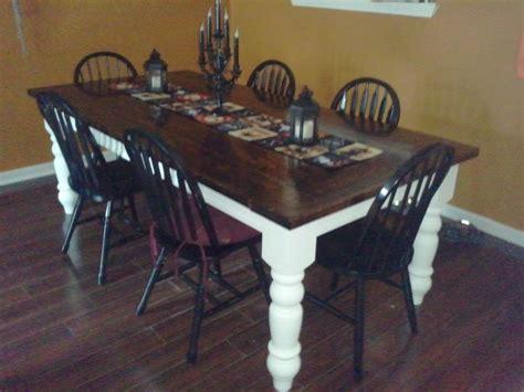 ana white husky farmhouse table diy projects