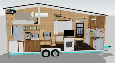House Models Plans by The 2x4 Tennessee Tiny Homes Goodshomedesign Model