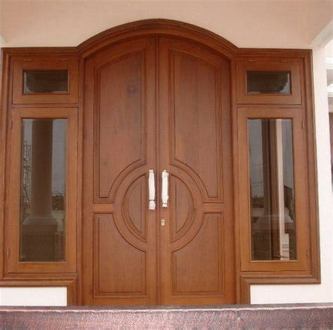 wooden front door designs for houses teak wood double door designs design interior home decor