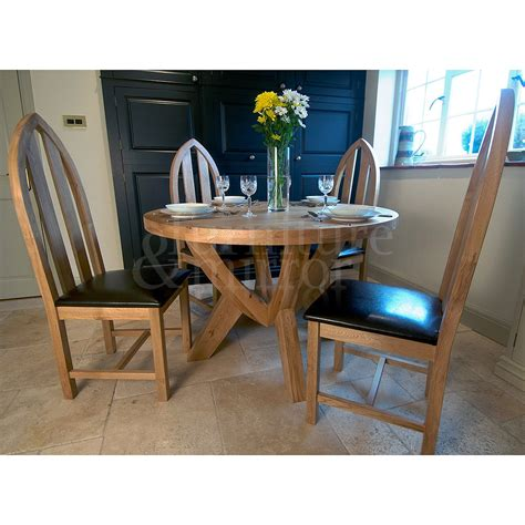 Table Fresno by Fresno Circular Dining Table Furniture And Mirror