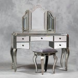Glass Vanity Table With Mirror Vanity Tables All Things Personal