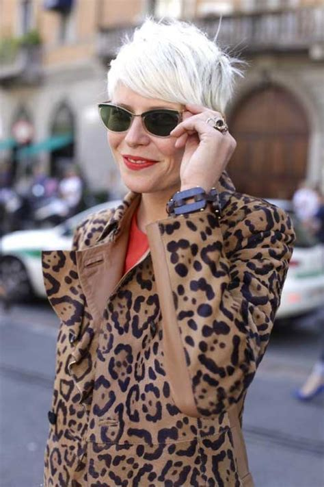 stylish cuts for gray hair 2013 trendy short haircuts for women short hairstyles