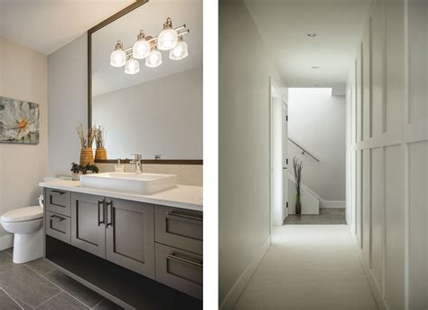 split level renovation modern home victoria