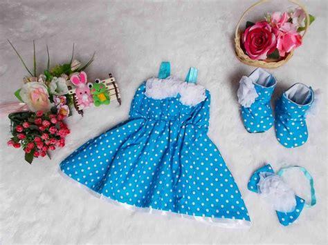 Sepatu Bayi Prewalker Biru Sku23082 set dress bayi sepatu boots prewalker bandana cantik polka