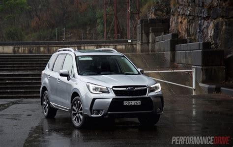 subaru forester headlights 2016 subaru forester xt premium review
