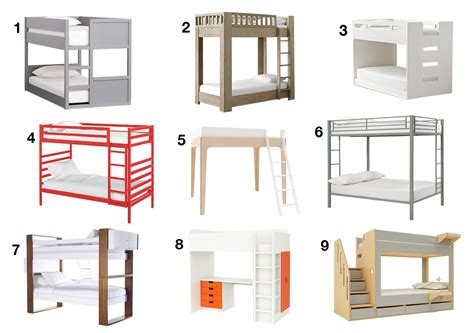 modern bunk beds 9 modern bunk beds that will bring your sweet dreams design milk