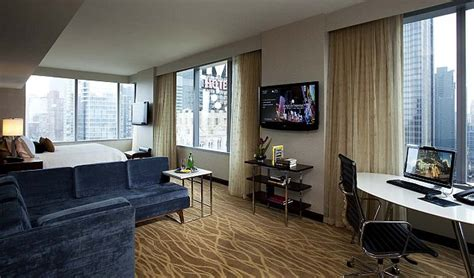 Apartment Hotel New York Times Square Hotel Review Intercontinental Times Square New York