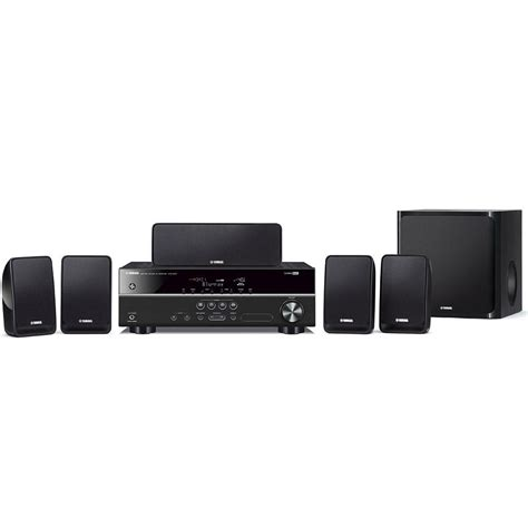 Home Theater Nuage 5 1 home theater yamaha yht 1810bl 5 1 canais 600w rms