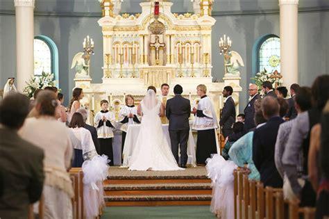 Wedding Ceremony Procedure catholic wedding ceremony procedure and traditions