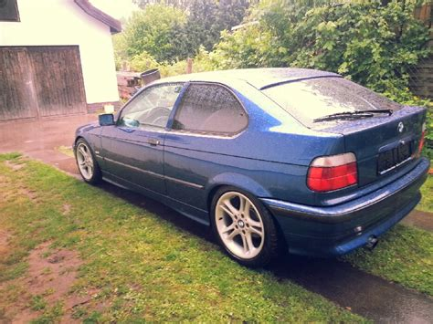 Bmw 316i Compact Tieferlegen by Mein Baby 3er Bmw E36 Quot Compact Quot Tuning Fotos