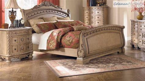 south coast bedroom furniture  millennium  ashley youtube