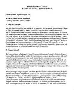 sample academic proposal template 12 free documents