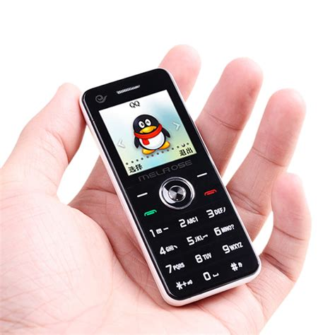 mobile phone small m005 small size cdma mini mobile phone p162 in
