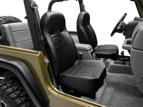 standard jeep interior how to install smittybilt standard front bucket seat