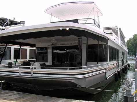 kentucky house boat 2004 stardust cruisers 18 x 95 houseboat power boat for sale