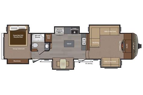full specs for 2017 keystone montana 3582rl rvs rvusa com keystone montana floor plans 2017 meze blog