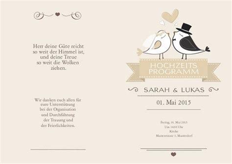 Vordruck Hochzeitseinladung by Kirchenheft Hochzeit Vorlage