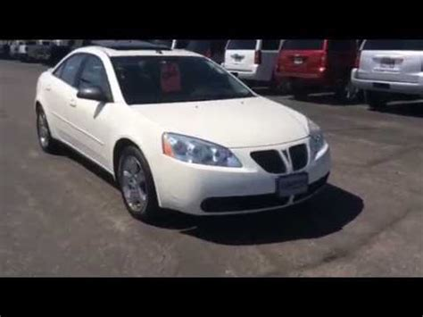 2005 pontiac g6 gt v6 review and test drive