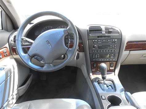 Lincoln Ls Interior by 2001 Lincoln Ls Pictures Cargurus