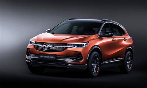 2020 Buick Crossover by 2020 Buick Encore Revealed At 2019 Shanghai Auto Show
