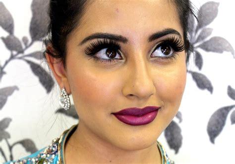 tutorial make up natural india indian makeup tutorial guest at an indian wedding or
