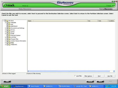 format file eps adalah penyelamatan data yang terformat dengan recovery tools